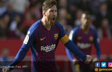 Barcelona Menang, Messi Ukir Rekor Baru - JPNN.com