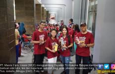 Dukungan Muara Cipta Kreasi kepada Yayasan TKB Dalam Pendidikan Anak Jalanan - JPNN.com