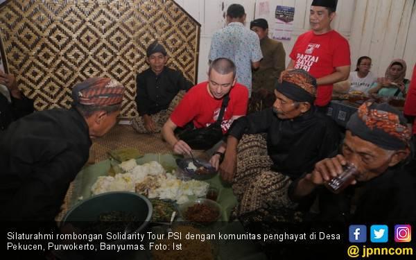 Di Purwokerto, PSI Berjanji Lindungi Penghayat Kepercayaan dari Kaum Intoleran - JPNN.com
