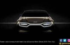 Geneva Motor Show 2019: Kia Janjikan Konsep Mobil Listrik yang Bikin Merinding - JPNN.com
