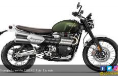Pertimbangan GAS Tidak Membawa Triumph Scrambler 1200 XC ke Indonesia - JPNN.com