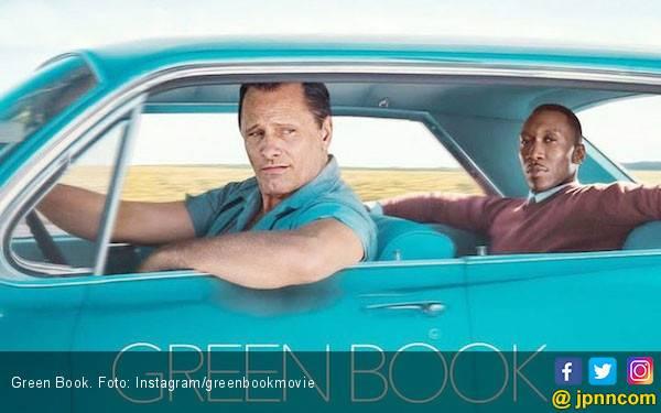 Kalahkan Bohemian Rhapsody, Green Book Raih Film Terbaik Oscar 2019 - JPNN.com