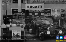 Membaca Kisah Ikonik Bugatti Type 57 SC Atlantic (Video) - JPNN.com