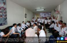 Konsolidasi di Bogor, Hary Tanoe Tegaskan 3 Fokus Utama Perindo - JPNN.com