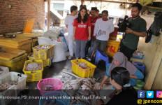 PSI Partai Pertama yang Kunjungi Kampung Nelayan Muarareja - JPNN.com