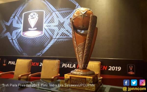 Daftar Peserta dan Tuan Rumah 8 Besar Piala Presiden 2019 - JPNN.com