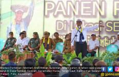 Mentan Amran Ingin Kalsel Jadi Penopang Pangan di Luar Jawa - JPNN.com
