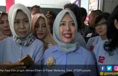 Istri Sandiaga Uno Sempatkan Waktu Temui Ahmad Dhani - JPNN.com