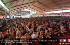 Riuh Pekikan Revolusi Mental Menggema dari Tanah Dayak - JPNN.com