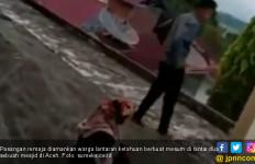 Berita Terbaru Soal Pasangan Remaja Dipergoki Berbuat Mesum di Masjid - JPNN.com