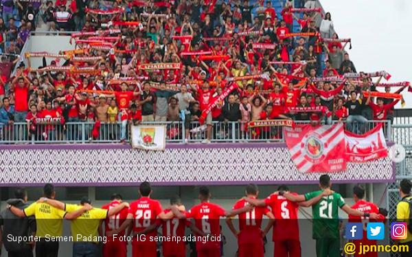 Semen Padang FC Dihantam Badai Cedera - JPNN.com