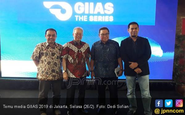 Yohanes Nangoi Kembali Nahkodai Gaikindo Periode 2019-2022 - JPNN.com