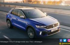 Nendang! Volkswagen T-Roc R Ada Mode Race - JPNN.com