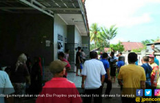 Rumah Dilalap Si Jago Merah Saat Ditinggal Antar Anak Sekolah - JPNN.com