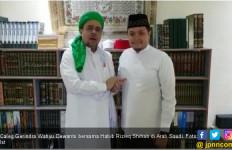 Sowan ke Habib Rizieq, Caleg Gerindra Ini Janji Berjuang untuk Umat - JPNN.com