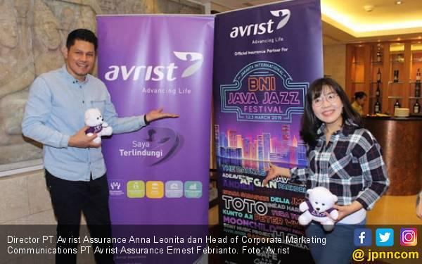 Sponsori Java Jazz Festival 2019, Avrist Sediakan Proteksi Terbaik - JPNN.com