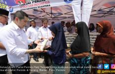 Hary Tanoe Beber Fokus Perjuangan Perindo di Depan Emak-Emak - JPNN.com