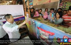 Blusukan di Pasar Serang, Hary Tanoe: Pedagang Kecil Harus Dibantu - JPNN.com
