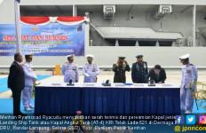 Kapal Angkut Tank Buatan Dalam Negeri Resmi Memperkuat TNI AL - JPNN.com