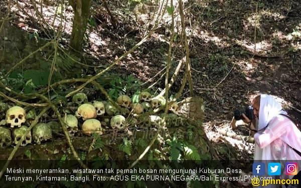 Jenazah - jenazah Ditaruh di Atas Tanah tapi tak Ada Bau Busuk, Ajaib - JPNN.com