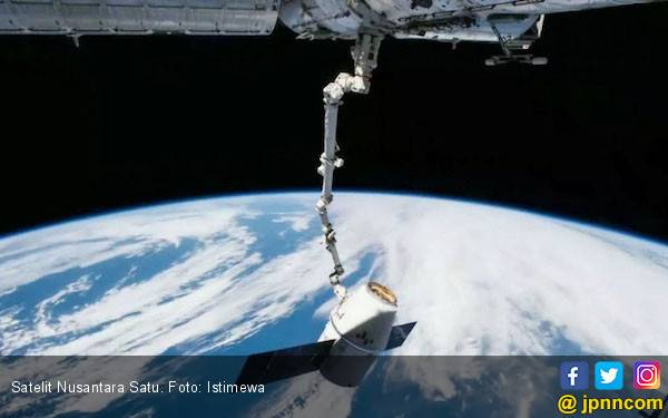 Talk Fusion Sambut Baik Peluncuran Satelit Nusantara Satu - JPNN.com
