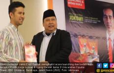 Wagub Jatim Puji Buku Politik Kerja Jokowi Karya Gus Andi - JPNN.com