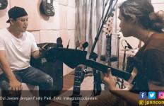 Dul Jaelani Berkolaborasi dengan Fadly Padi - JPNN.com