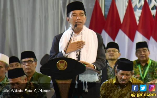 Cerita Jokowi soal Perang Suku Berkepanjangan yang Hancurkan Afghanistan - JPNN.com