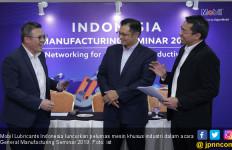 Mobil Lubricants Luncurkan Pelumas Sintetis Khusus Mesin Industri - JPNN.com