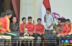 Indra Sjafri: Pak Presiden, 2013 Saya Juara AFF U-19 tapi gak Dipanggil ke Istana - JPNN.com