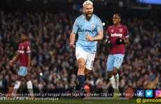 Gol Aguero Bikin Manchester City Setia Menempel Liverpool - JPNN.com
