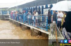 Air di Bendung Katulampa Naik, Jakarta Waspada Banjir - JPNN.com