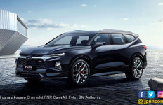 Chevrolet Blazer Segera Diproduksi Sebagai Suksesor Captiva - JPNN.com