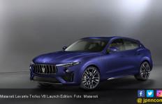 Pilihan Baru Buat Sultan, Maserati Levante Trofeo V8 Hanya 100 Unit - JPNN.com