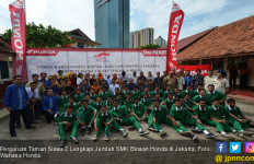 Perguruan Taman Siswa 2 Lengkapi Jumlah SMK Binaan Honda di Jakarta - JPNN.com