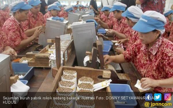 Diskon Rokok Sebabkan Omzet Pabrikan Berkurang, Setoran PPh Badan tak Optimal - JPNN.com