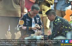 Dukungan di Sultra Masih Tekor, Jokowi Minta TKD Genjot Door to Door - JPNN.com