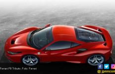Ferrari F8 Tributo Membuka Jalan Baru - JPNN.com
