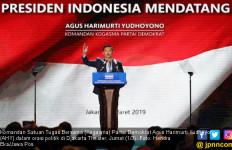 Orasi Politik AHY Tak Lazim, Sepertinya Ada Masalah di Kubu Prabowo-Sandi - JPNN.com
