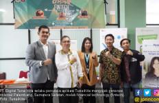 TunaiKita Salurkan Pinjaman kepada 13 Ribu Warga Palembang - JPNN.com
