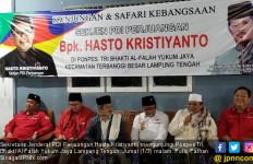 Ulama di Lampung Tengah Deklarasi Gerakan Sate Jowo - JPNN.com
