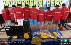 Polisi Bekuk Dua Pengelola Judi Bola Jaringan Internasional di Medan - JPNN.com