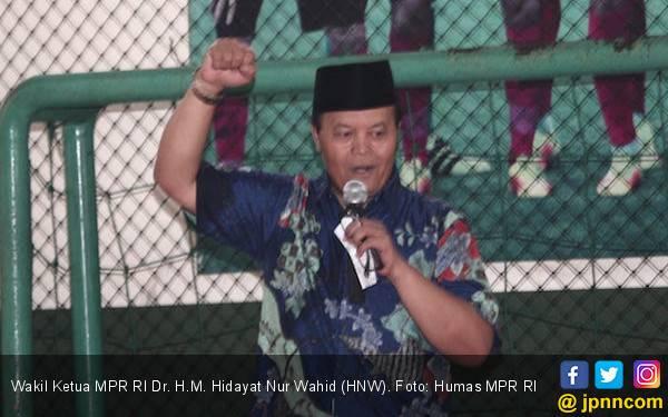 HNW: Jangan Sampai Pemilu Membuat Pilu dan Pileg jadi Pilek - JPNN.com