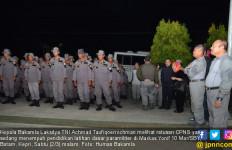 CPNS Peserta Latihan Dasar Paramiliter Didatangani Tokoh Penting, Semua Terdiam! - JPNN.com