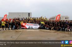Maxxis Indonesia Berbagi Ilmu Perawatan Ban Motor ke Ratusan Riders Nmax - JPNN.com