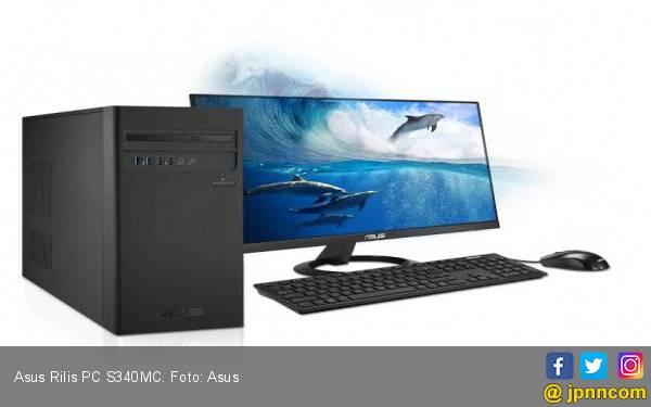 Asus S340MC Resmi Diperkenalkan, Intip Spesifikasinya - JPNN.com