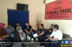 Bawaslu Kabupaten Sukoharjo Apresiasi Langkah Proaktif Bertrand Antolin - JPNN.com