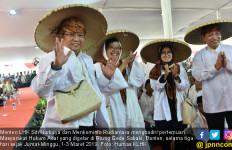 Presiden Jokowi Kirim Dua Menteri ke Riung Gede Sabaki Banten - JPNN.com