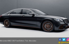 Mercedes Benz V12 Menggoda Mata, Hanya 130 Unit! - JPNN.com