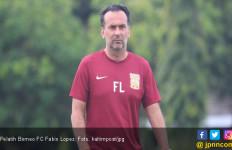 Piala Presiden: Kalah Beruntun, Fabio Lopez Soroti Mental Para Pemainnya - JPNN.com